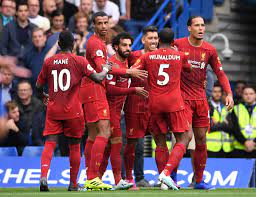 ليفربول يحافظ على صدارة الدوري الإنجليزي بلا هزيمة حتى الآن - CNN Arabic