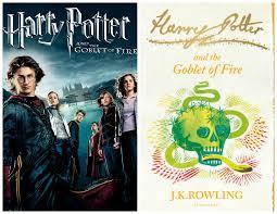 harry potter and the prisoner of azkaban book vs hp4