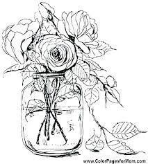 flower print out coloring pages flower coloring pages flowers color pages flowers color pages coloring pages