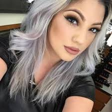 hair color trends spring 2015. 2015 spring and summer hair color trends - silver 15