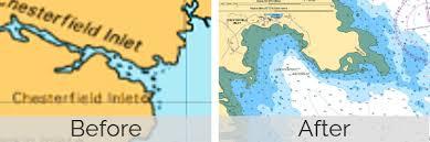 Noaa Chart Updates News Mapmedia Raster Chart Noaa Update Nautical Online