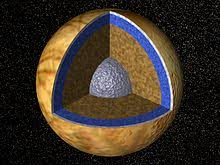 extraterrestrial life internal structure of europa the blue is a subsurface ocean such subsurface oceans could possibly harbor life