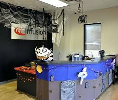 office halloween decorating themes. Plain Office Office Halloween Decorating Ideas Designs Decorations Cubicle To Themes I