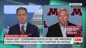 Longtime expert warning of pandemics: we're worse-prepared today that when  I started sounding alarm - CNN Video