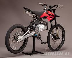 motopeds mountain bike moto hybrid conversion kits cycle world
