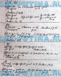 Решебник ГДЗ самостоятельные работы по алгебре класс Александрова