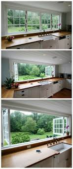 Garden Window For Kitchen 17 Best Ideas About Large Open Kitchens On Pinterest Open Plan