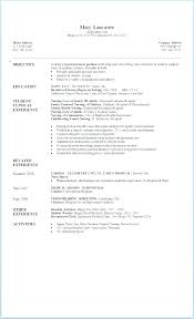 Nursing Resume Template Free Gorgeous Nursing Cv Template Free Download Resume Example Graduate Templates