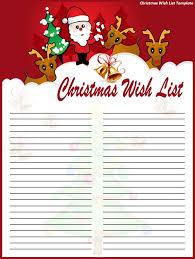 Another Cute Christmas List I 3 Christmas Christmas Christmas