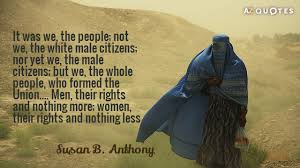Susan B Anthony Quotes Best TOP 48 QUOTES BY SUSAN B ANTHONY Of 48 AZ Quotes