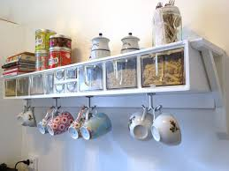 Kitchen Wall Shelves Preuse Retro Kitchen Shelf From The Seventies Just Repaint And