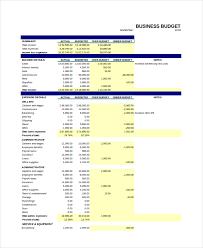 13+ Budget Templates | Free & Premium Templates