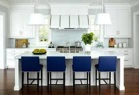 blue counter stools royal blue counter stools in white kitchen blue leather counter height stools