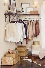 Coat Rack Solutions 100 Insanely Clever Bedroom Storage Hacks And Solutions 14