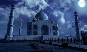 night viewing of the taj is available five times a month on full moon nights and two nights before and the after full moon