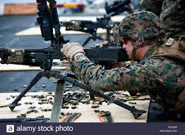 3rd Marine Regiment 3rd Marines Scout Sniper Platoon Stock Photos