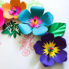 Paper Flower Designs 32 Best Paper Flower Decoration Ideas And Designs For 2019