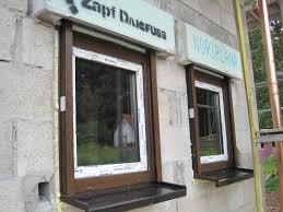 Das Noriplana Bautagebuch Fenster Schreinerei Kneitschel Binzwangen