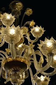 chandeliers venetian glass chandelier for ex real murano
