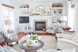spring family room stonegable