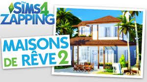zapping les plus belles maisons sims 2