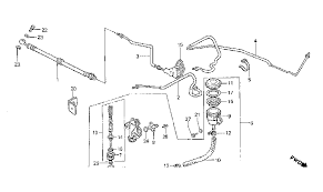 1983 honda gold wing gl1100 rear brake master cylinder parts schematic search results 0 parts in 0 schematics