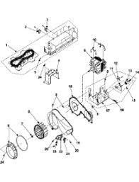 samsung dryer parts. 01-blower / heater motor parts for samsung dryer dv316lew/xaa from appliancepartspros a