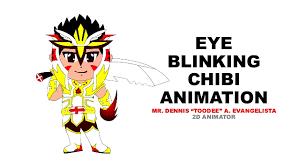 2d Animation Eye Blinking Tutorial