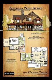 Rustic Log Cabin Floor Plans Attractive The Home And Pri  LuxihomeOpen Log Home Floor Plans