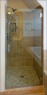 frameless single shower doors. Exellent Frameless Single Shower Door 1 Intended Frameless Doors G