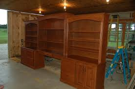 custom built home office furniture built office furniture