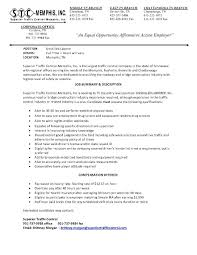 Material Handler Resume Example 70 Images Hr Resume Format