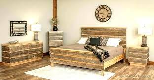 Reclaimed Wood Bedroom Furniture Set – kerikitchen