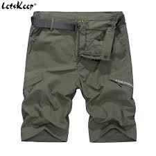 LetsKeep <b>Summer</b> Waterproof military <b>shorts</b> men <b>thin</b> material ...