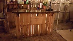 pallet furniture etsy. gorgeous reclaimed wood bars 65 outdoor bar table pallet furniture etsy small