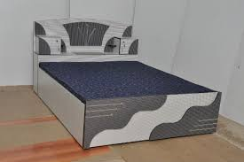 wooden furniture box beds. Farnichar Bed Photo Box Gray Sainath Wood Furniture Wooden Beds