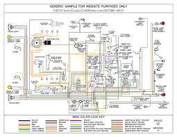 1957 chevy 150 210 & belair color wiring diagram classiccarwiring 57 chevy wiring diagram classiccarwiring sample color wiring diagram