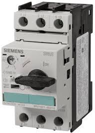 Siemens Overload Heater Chart 3rv1021 4ba10 Siemens Sirius Control Parts