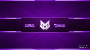 Youtube Channel Art Banner Colors Vtwctr