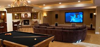 Gaming and Pool Table Room Sizes | Home Remodeling Contractors ...