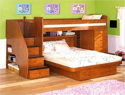queen bunk bed with trundle. Brilliant With Twin Over Queen Bunk Bed With Stairs Innovative Trundle Beds For Sale  To Queen Bunk Bed With Trundle D