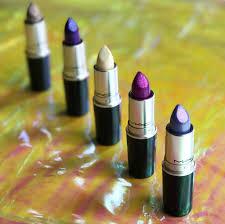 best mac cosmetics metallic lipstick shades