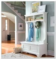 entryway storage with coat rack photo 6 of 7 awesome bench and hanger shoe
