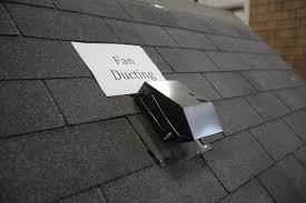 exterior wall mount exhaust fan. building performance training center-exterior roof mount exhaust fan cap exterior wall l