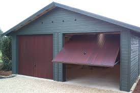 the height of a sectional garage door like many garage doors will rarely match the lintel height of a garage and the most common height we encounter is a