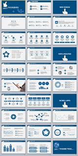 Powerpoint Presentation Templates For Business 30 Blue Business Powerpoint Presentation Template