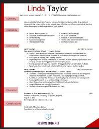 Educator Resume Template Cosmetology Instructor Resume Sample