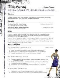 Fashion Designer Resume Sample 10