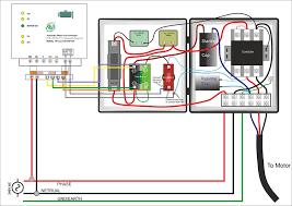 wiring diagrams 2 wire well pump qd control box motor control shopbot gantry at Control Box Wiring