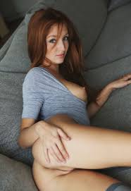 Perfect Amazing Nude Redhead Boobs Pussy Ass Closeup